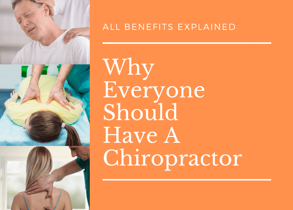 Chiropractic Adjustment Benefits (The Ultimate Guide)